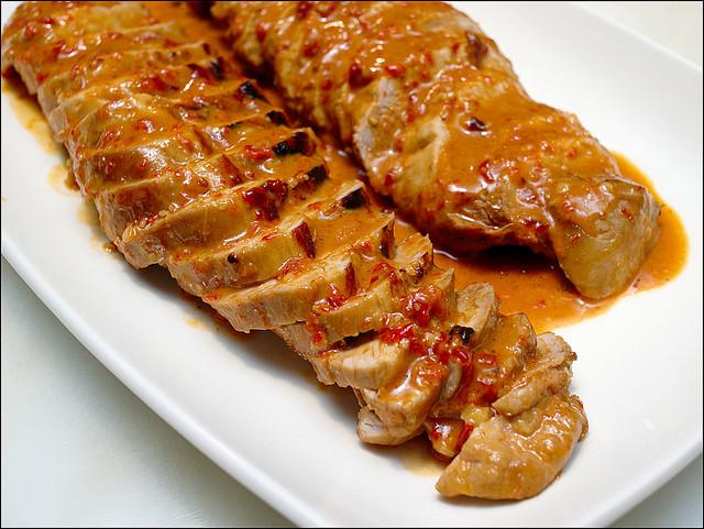 Filetto di maiale al miele secondi di natale facili for Secondi di carne
