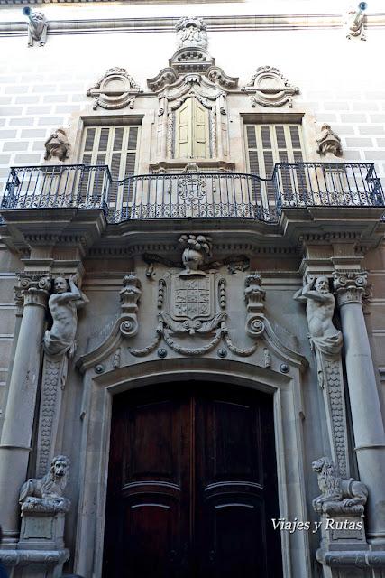 Palacio Bofarull, Reus