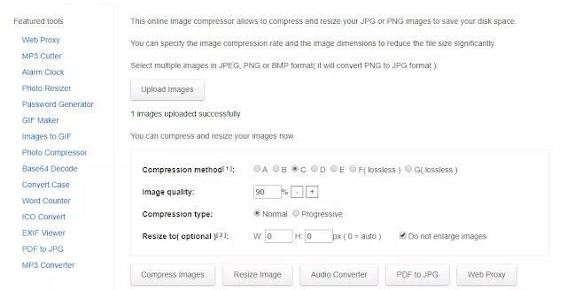 Situs Kompres Gambar Terbaik Tanpa Mengurangi Kualitas