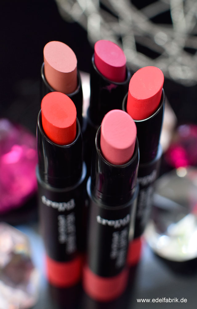 trend IT UP Velvet Sense Lipstick Pens, Wie gut sind die,
