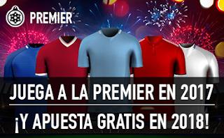 sportium Premier Apuesta en 2017 y regalo otra para 2018