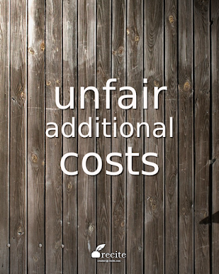 Event Company | Electric Dreamz | Singapore - Unfair Additional Costs