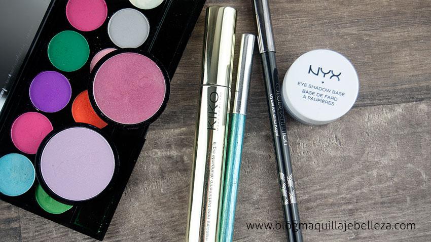 Productos utilizados | Maquillaje Jennifer López