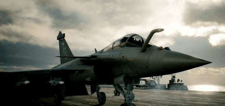 Ace Combat 7: Skies Unknown Aircraft Rafale M Trailer
