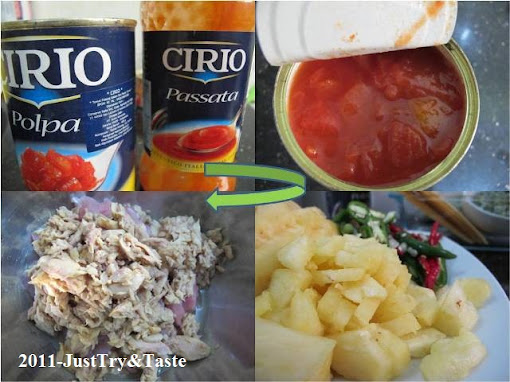 Resep Lasagna Tuna, Nanas & Kacang Polong
