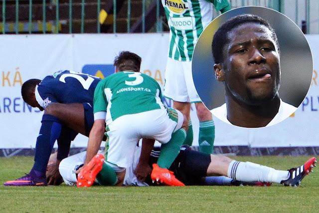 Striker Togo Francis Kone Raih Penghargaan FIFA Fair Play award Berita Terhangat Striker Togo Francis Kone Raih Penghargaan FIFA Fair Play award