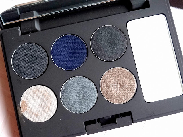 Laura Mercier Editorial Eye Palette Intense Clays Review, Photos, Swatches