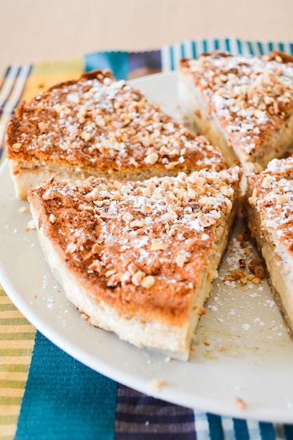 Gâteau magique au praliné recette
