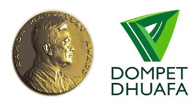 BAZNAS Apresiasi Dompet Dhuafa Terima Penghargaan Ramon Magsaysay