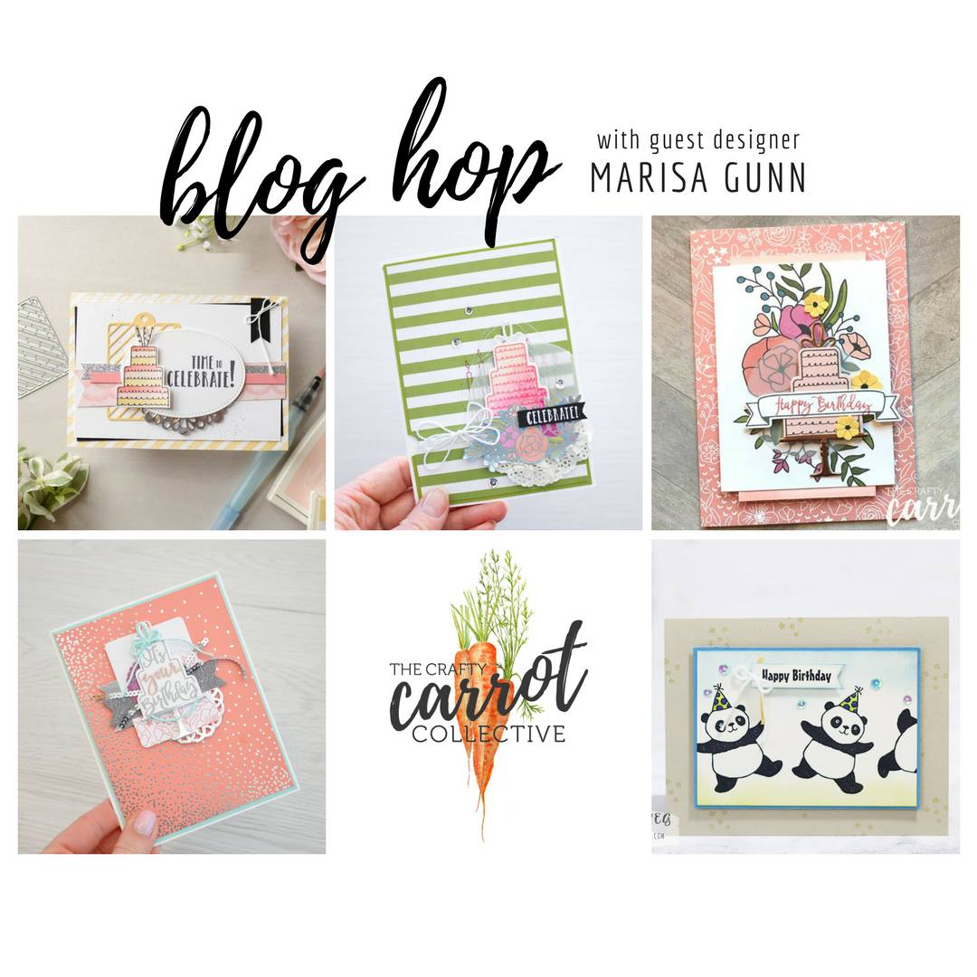 LATEST BLOG HOP