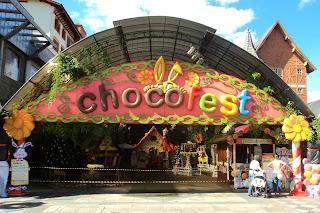 Chocofest na Rua Coberta de Gramado