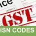 HSN Codes for Printing & Advertising Agency