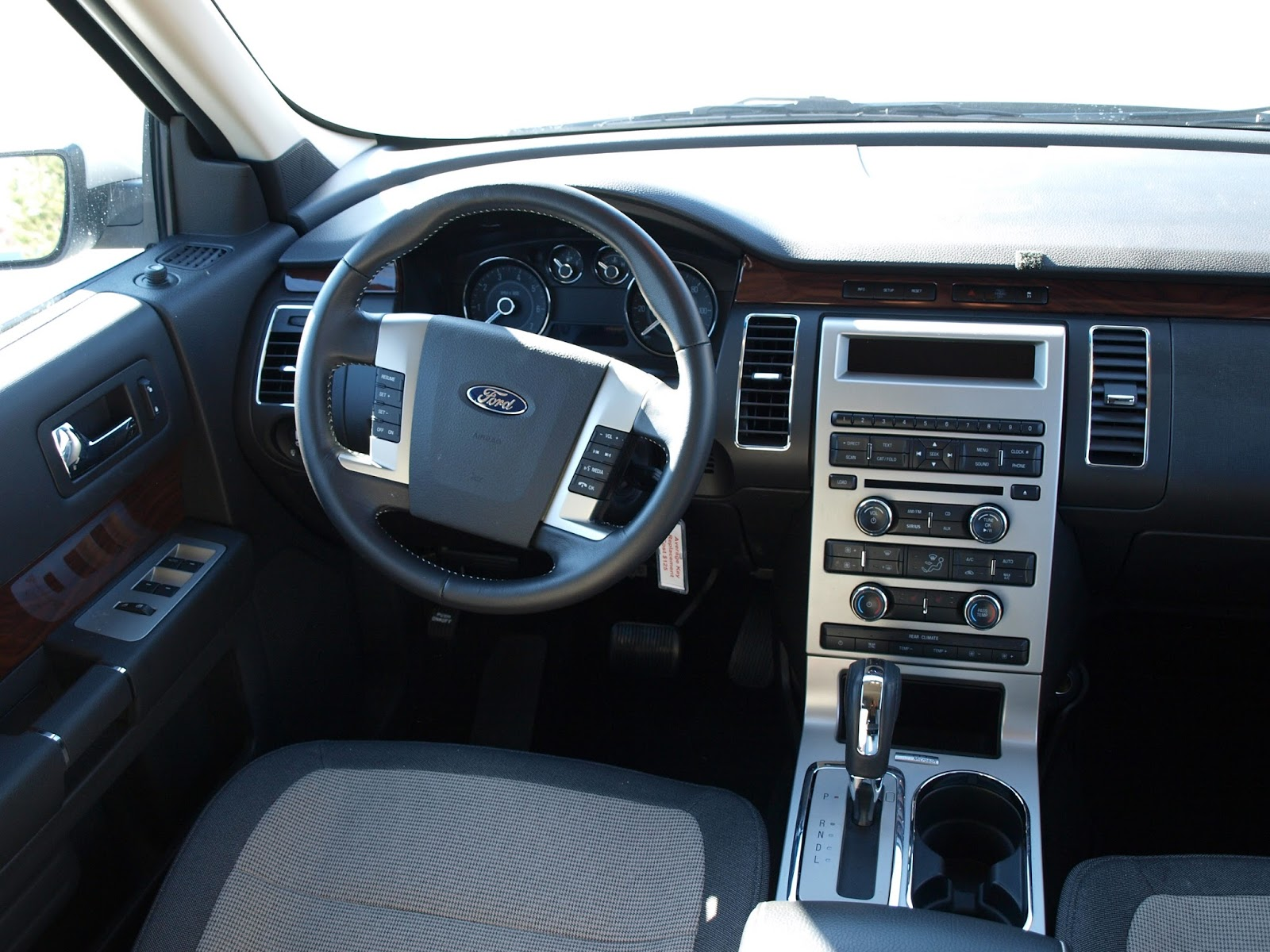Ford Fusion 2016 Interior-Best Selling Cars