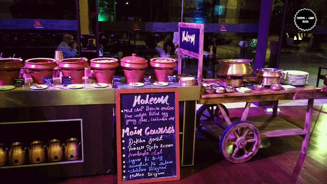 The Hyderabadi Food Festival @ M Café | Marriott Whitefield | Bangalore