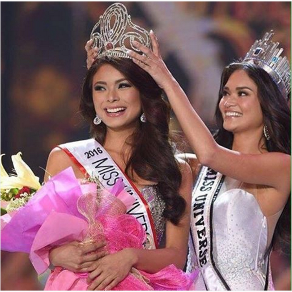 Maxine Medina Miss Universe Philippines 2016 Grand Winner