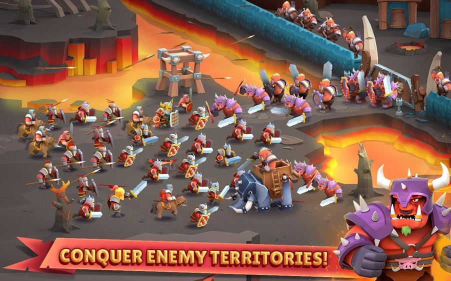 [FREE] Download Game of Warriors for Android