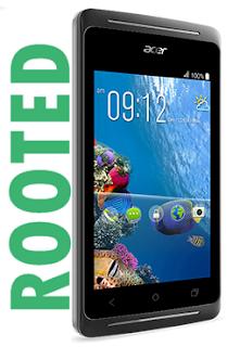 Cara Root Acer Liquid Z205 Dengan PC/Tanpa PC