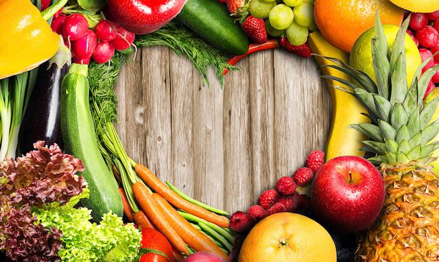 tanda badan tidak makan sayur dan buah