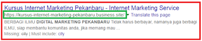 Tempat Kursus Internet Marketing di Pekanbaru