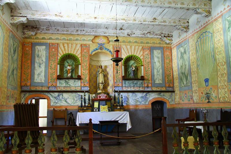 La Purisma Mission Chapel Central California Weekend Getaway