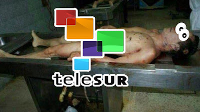 TELESUR volvió a revivir por error al mariposón Robert Serra