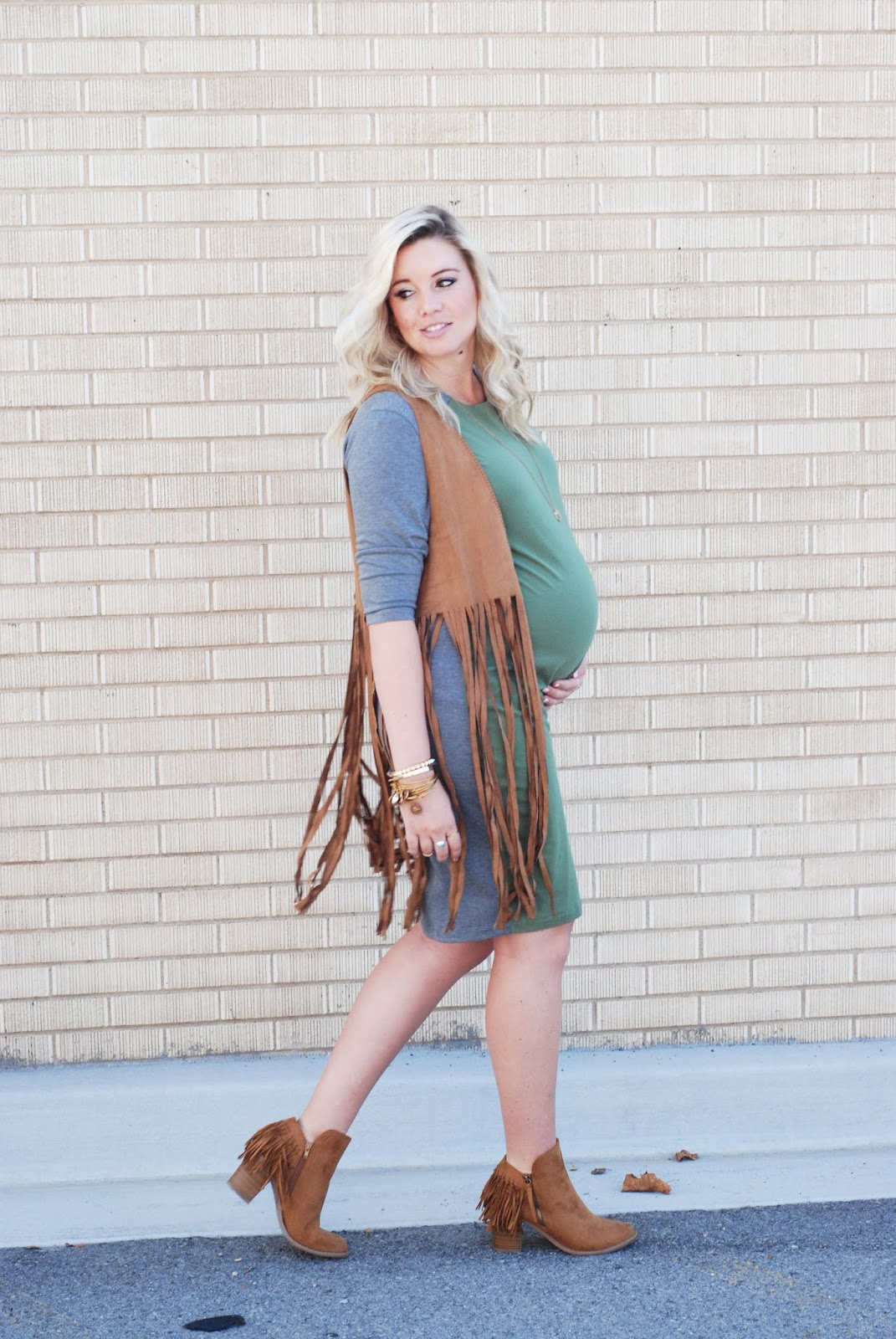 Maternity Outfit, Utah Fashion Blogger, The Jean Girl, Modest Dress