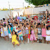 Dia de circo fez a alegria das crianças do CRAS de Várzea da Roça