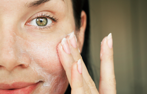 steps to remove pores on face, home remedies for facial pores, large pores, small facial pores,