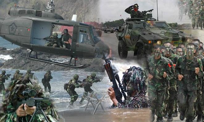 3 Ancaman Militer Indonesia Paling Berbahaya Yg Bukan Dari