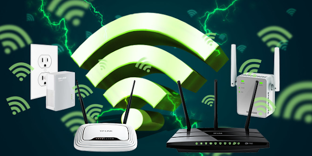 What is the difference between these devices: modem, router, redundant Wi-Fi signal, Powerline – Professional: annotations written and video programs