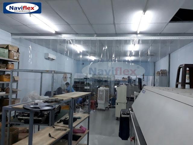 Quạt chắn gió Công ty Thực phẩm Quốc Tế tại Đồng Nai-04