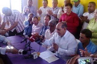 Candidato del PLD reconoce victoria del PRM en Alcaldía de Moca
