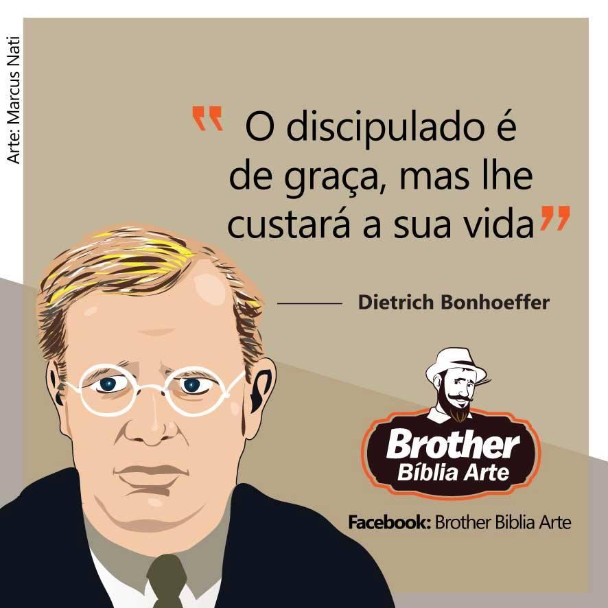 Minha Herança Dietrich Bonhoeffer