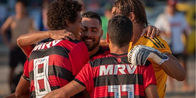 Flamengo é a única equipe brasileira que disputará Mundialito de Futebol de Areia, em Moscou
