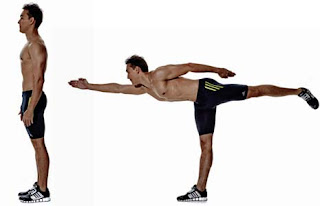10 HIIT Exercise Burns 38 Hours Fat Afterwards, Utilizing Afterburn Effect - standing birth dog