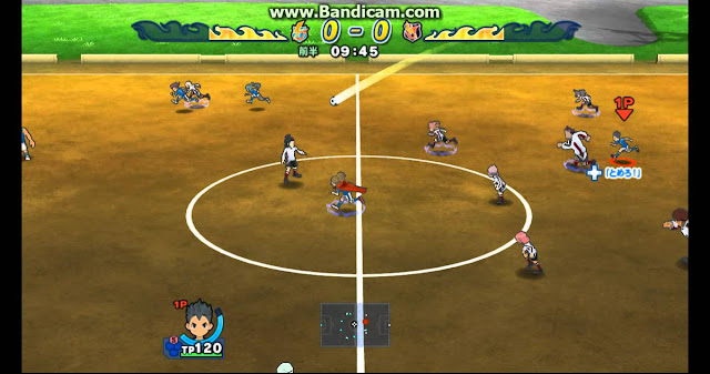 Inazuma Eleven screenshot 3