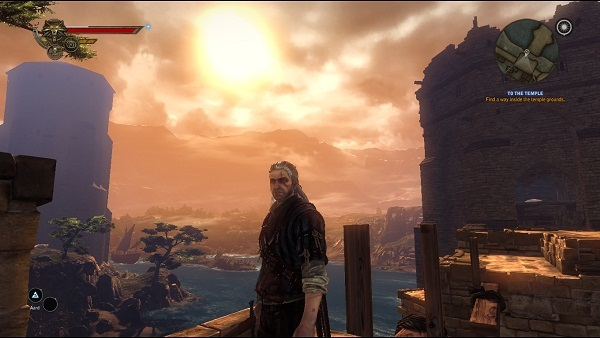 The Witcher 2 AssassinsKing Enchanced Edition