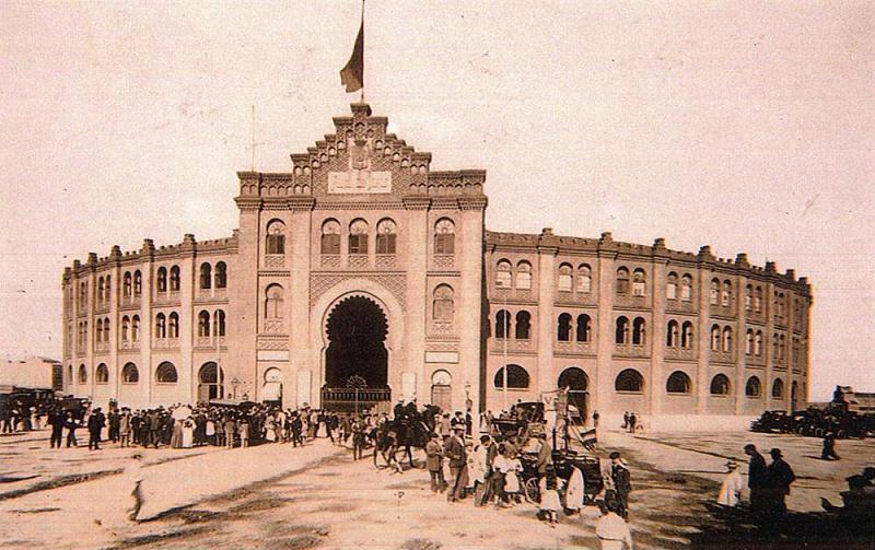 Conocer madrid edificios en el barrio de salamanca - Fabrica de puertas en madrid ...