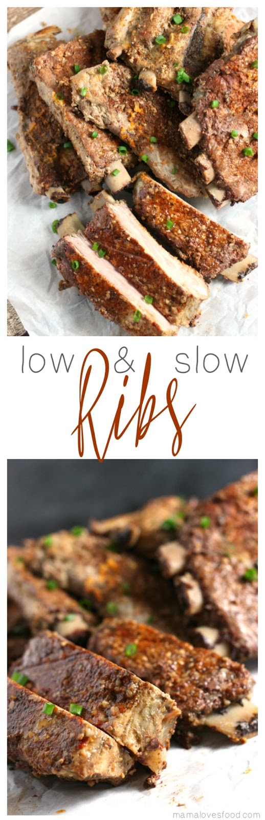 Fall Off the Bone Pork Barbecue Ribs - Low and Slow Rib Cooking Method