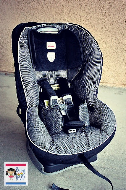 The Britax Marathon 70 G3 Car Seat Was Pretty Much Ready To Install Out Of Box I Reclined It Furthest Could Go So That Mason Be