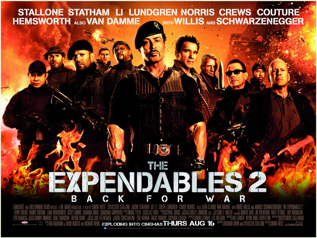 The Expendables 2 2012 Usa Brrip 1080p Tbi Dual Audio 2100 Mb Google Drive Sejarah