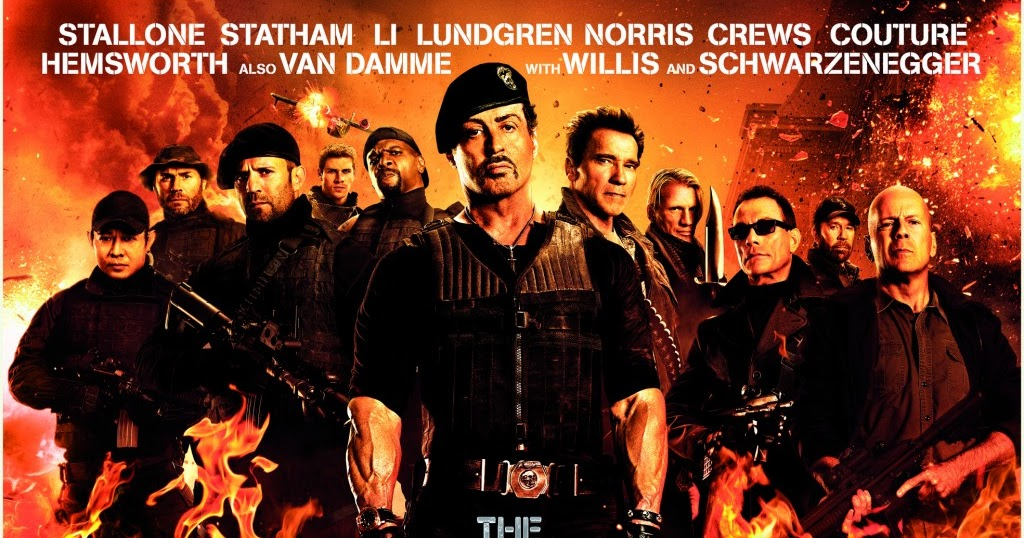 The expendables 2 2012 brrip