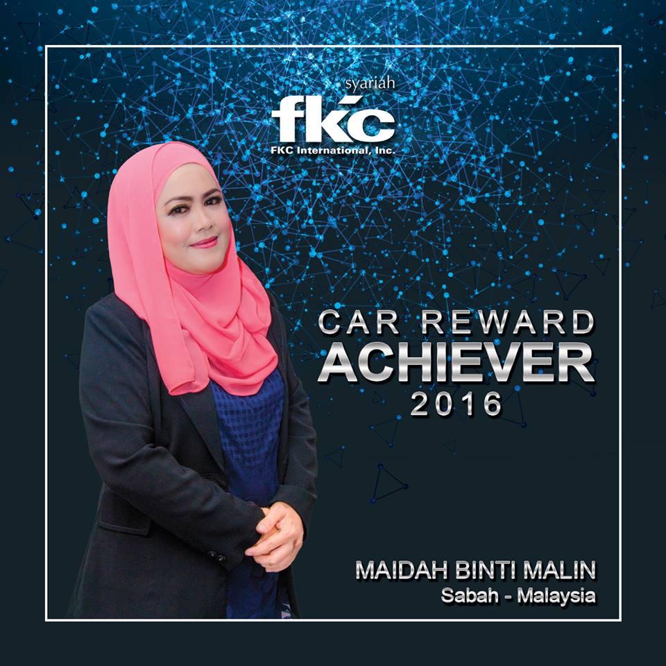 Bisnis Fkc Syariah - Maidah Binti Malin
