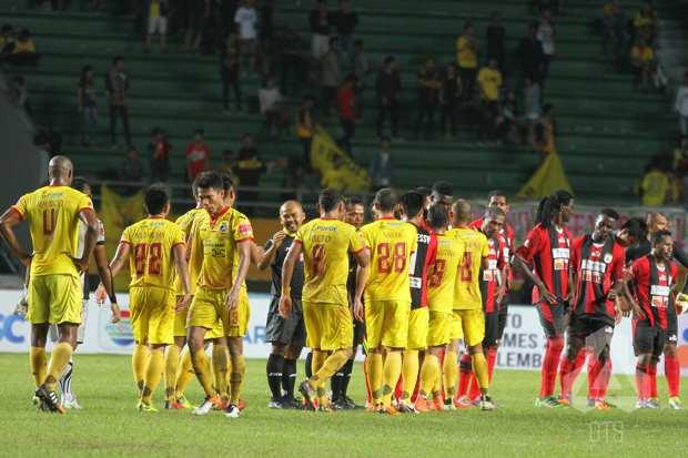 Sriwijaya FC vs Persipura Jayapura