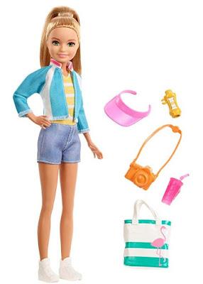 Кукла Stacie пушетественница