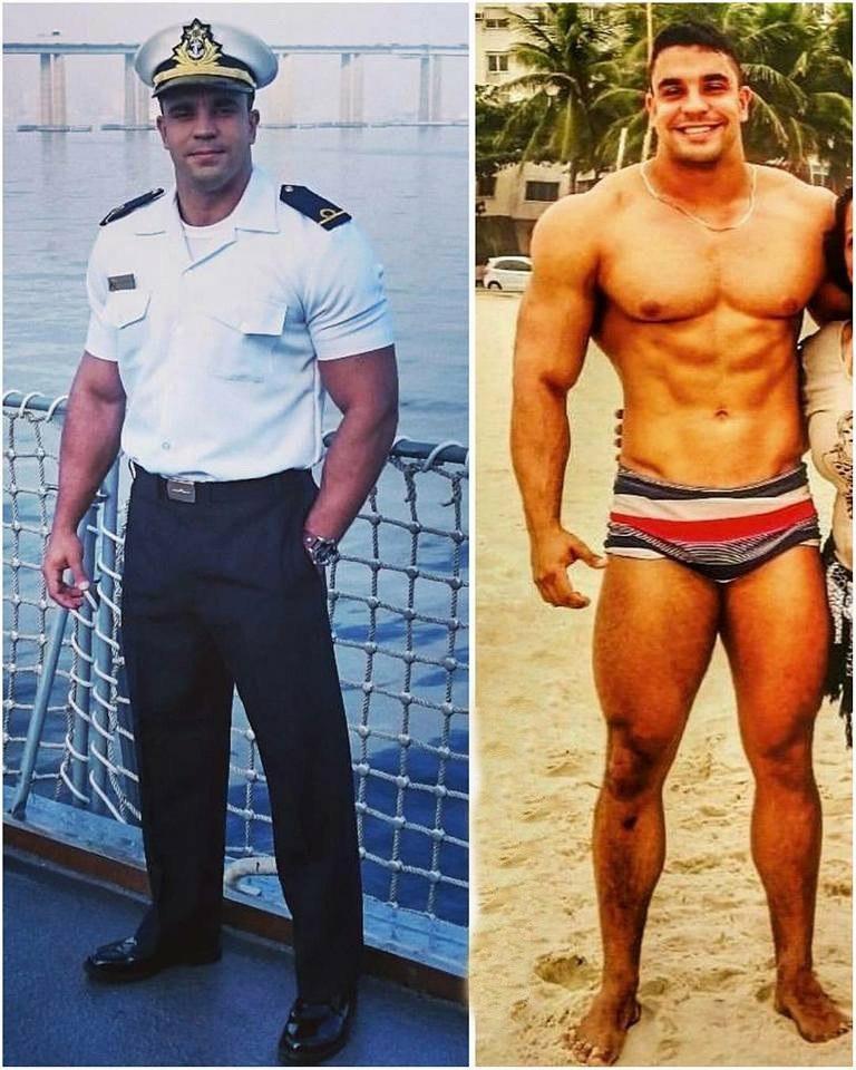 gostoso militar gay