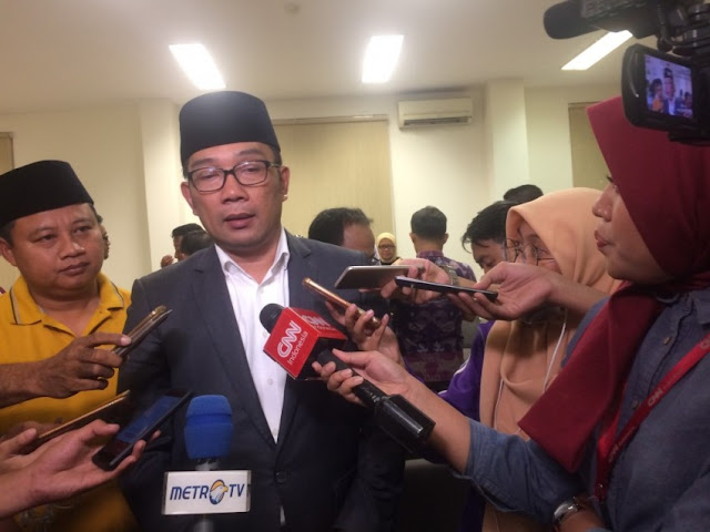 Ridwan Kamil Bantah Timsesnya Retas Situs KPU