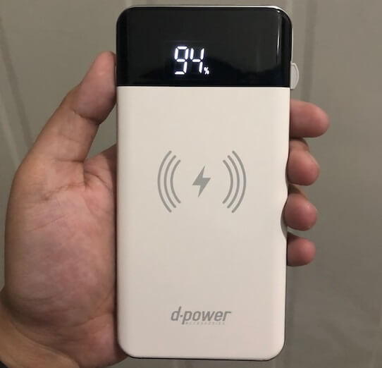 Cherry Mobile D-Power S8+ 10,000mAh Powerbank