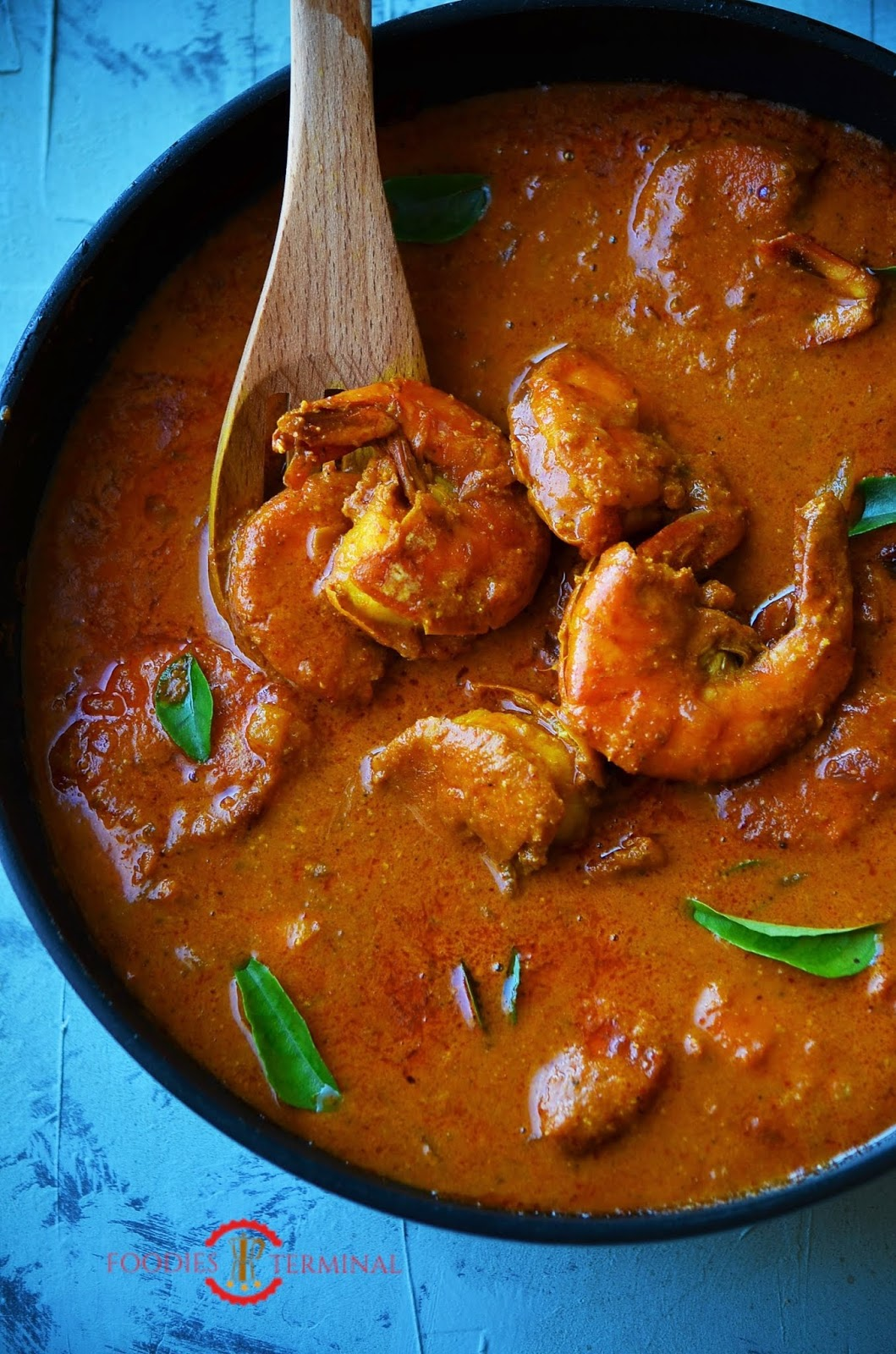 Goan Prawn Curry, Prawn Ambot Tik, how to make prawn curry, how to make ambot tik, Indian cuisine