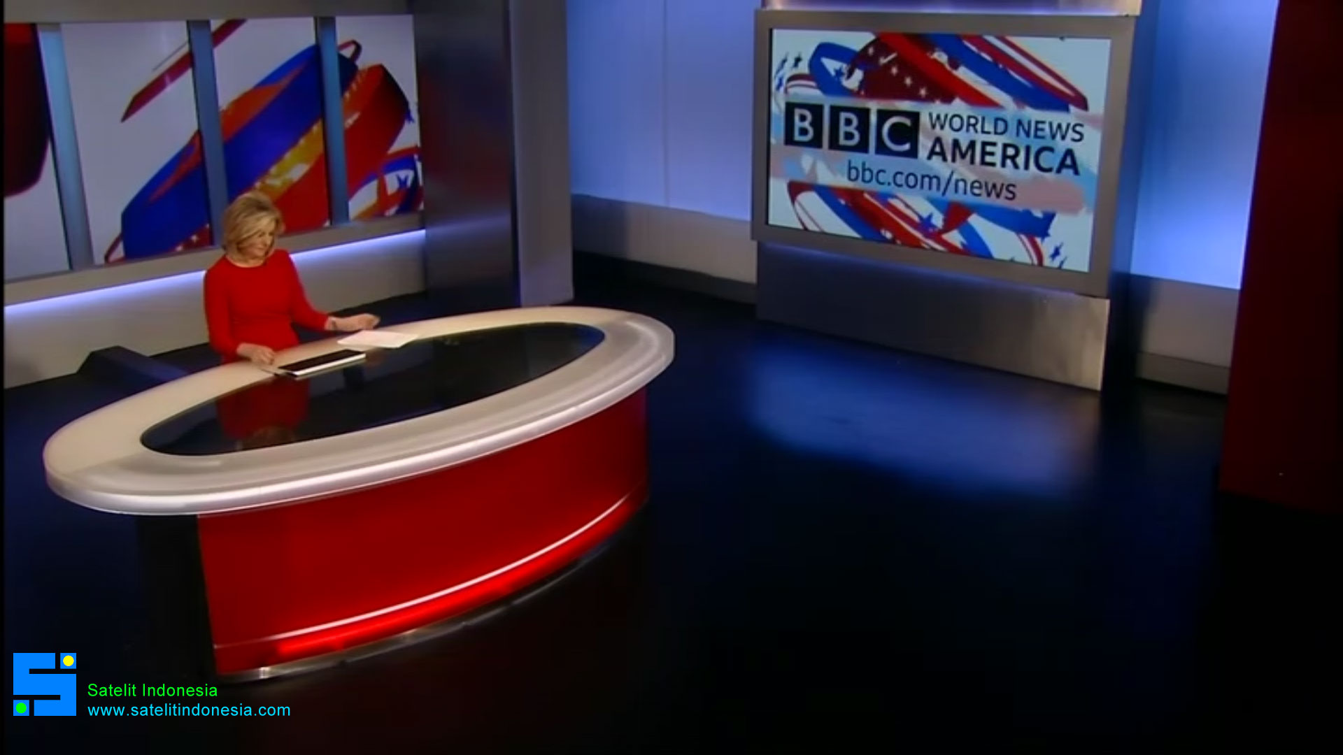 Frekuensi siaran BBC News di satelit Palapa D Terbaru